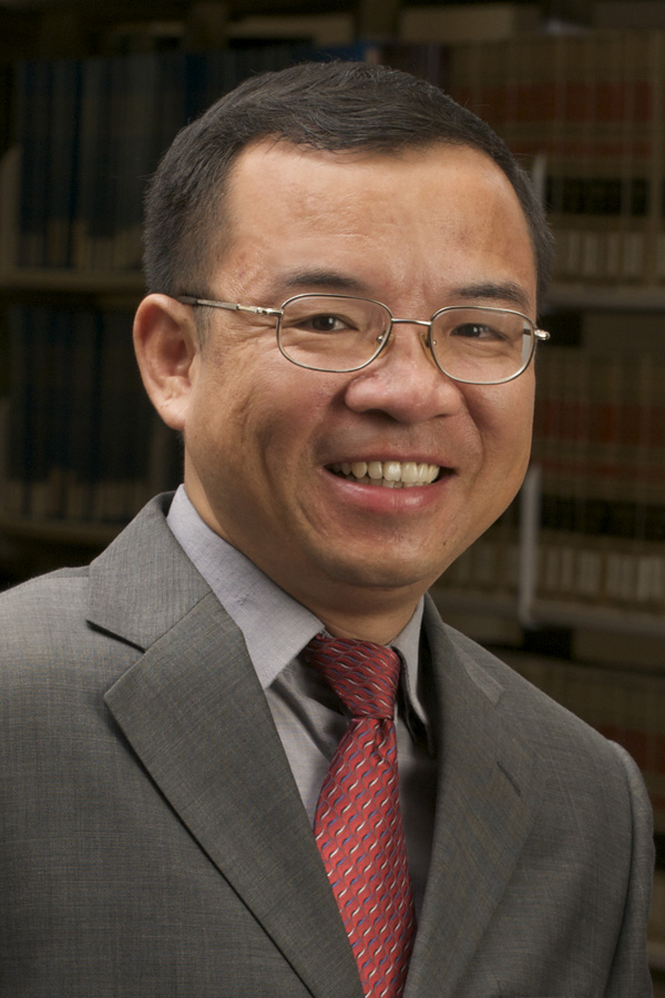 Photo of George Yi